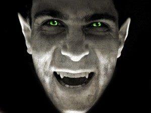 как спастись от вампира