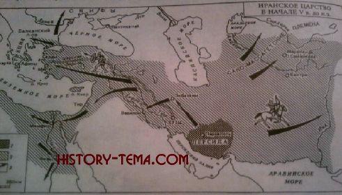история: греко-персидские войны