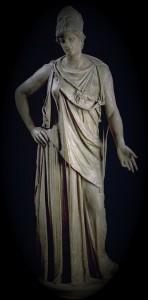 древнегреческая богиня афина паллада