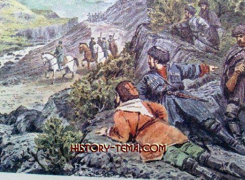 почему адыги потерпели поражение в кавказской войне