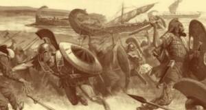 Историческая битва при Марафоне