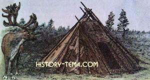 Как строили дома в старину