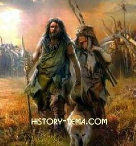 история возникновения обычаев народов кавказа