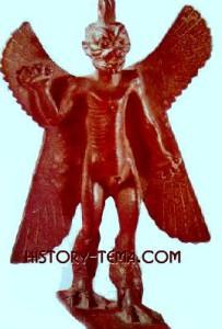нечисть демоны ассирии