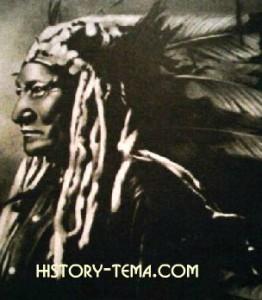 вожди индейских прлемен