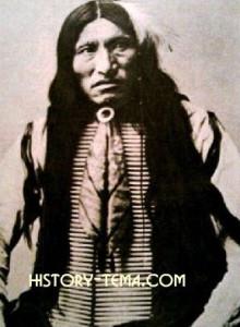 как звали вождей индейских племен