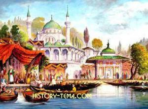 как в османской империи боролись за престол