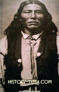 вожди индейских племен