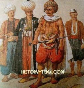 конкуренты на трон в османской империи