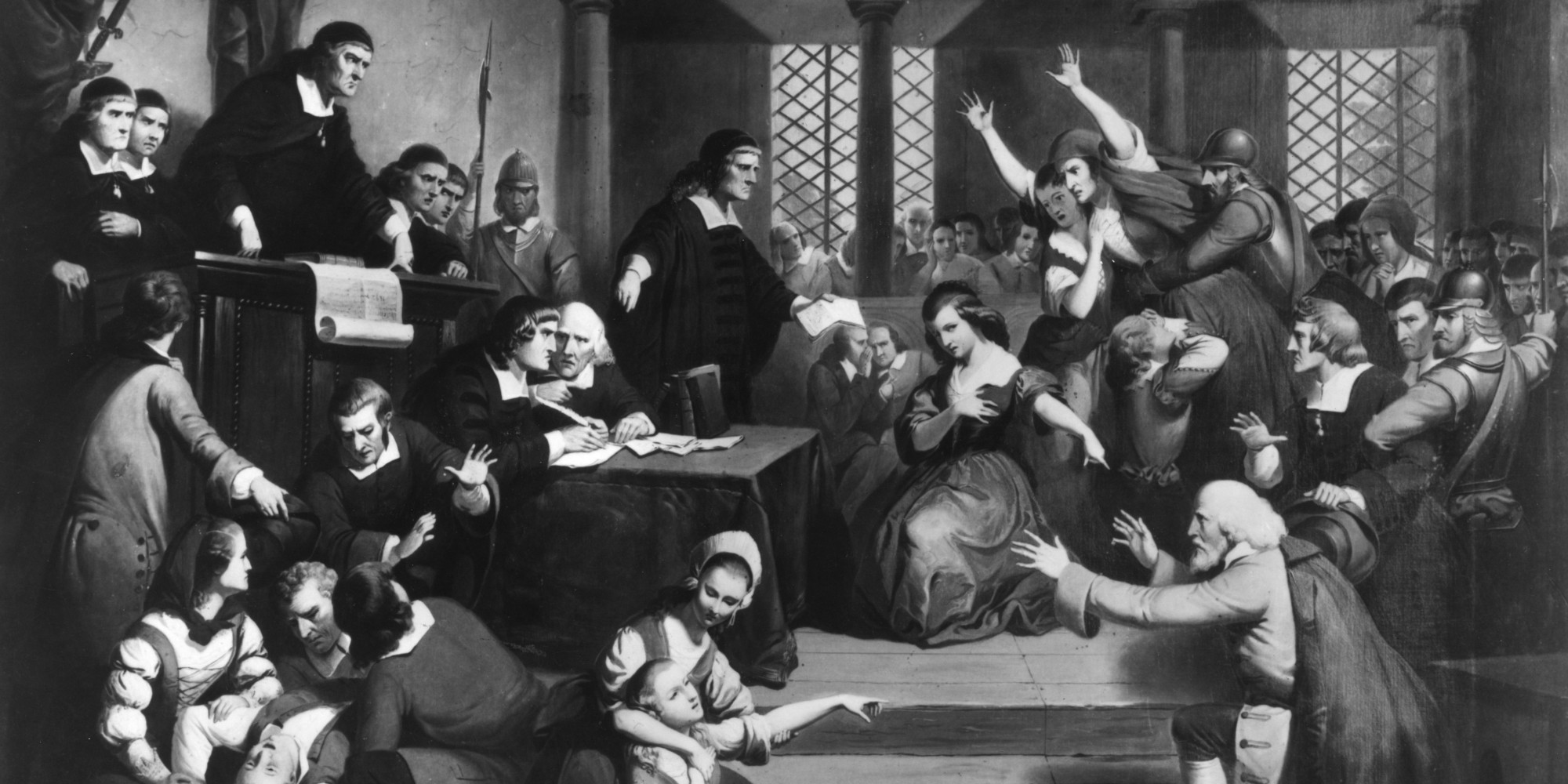 a history of salem witchcraft trials in colonial massachusetts The salem witch trials occurred in colonial massachusetts between 1692 and 1693 more than 200 people were accused of practicing witchcraft—the devil's magic—and 20 were executed eventually, the colony admitted the trials were a mistake and compensated the families of those convicted.