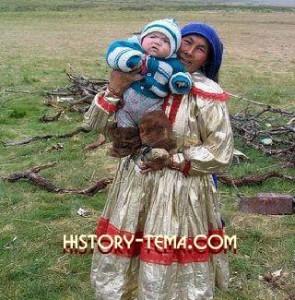как живут местные аборигены тундры