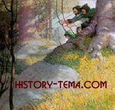 Как в Средневековье нищие бродяги превратились в разбойников