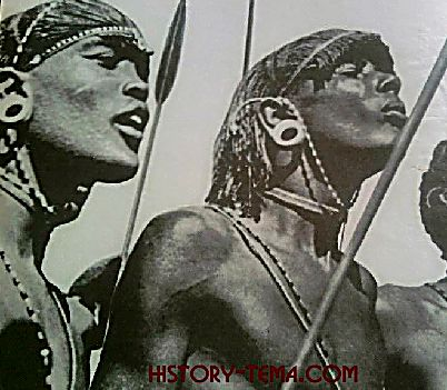 фотографии настоящей Африки