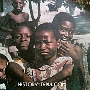фотографии детей Африки