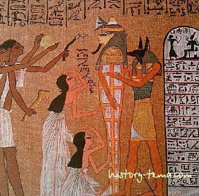 религии древних народов