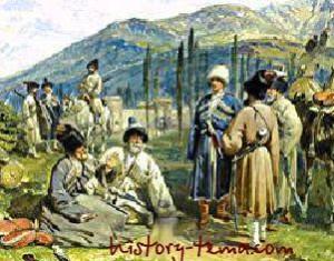 история народов Кавказа