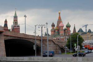 Москва при СССР