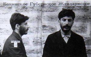 кто арестовывал Сталина