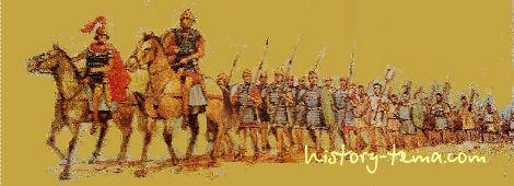 какими были античные воины