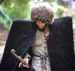 когда на Кавказе появилась черкеска