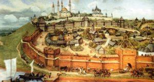какой была Казань XVI века