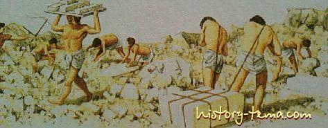 что делали рабы в древней греции и древнем риме
