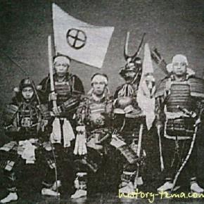 какими были воины Японии
