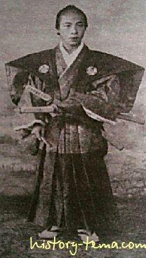 настоящий самурай Японии