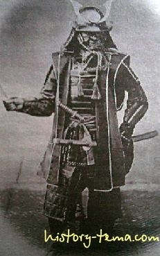 самурайские доспехи