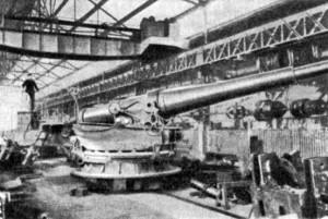 какое оружие появилось в конце XIX - начале XX века