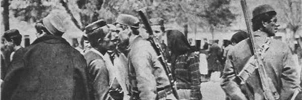 как развивались события на балканах в первую мировую войну