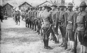 как сша участвовали в первой мировой войне