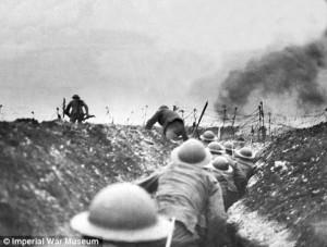 какие действия предпринимала антанты в конце первой мировой войны