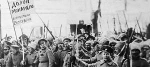 как повлияла революция на первую мировую войну