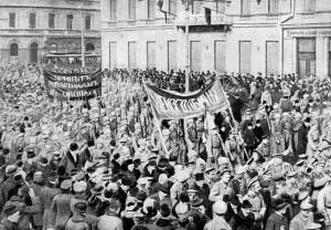 как повлияла февральская революция на ход первой мировой войны