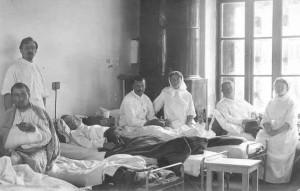 насколько тяжела была первая мировая война