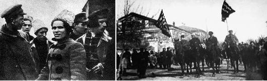 как население оккупированных территорий относилось к оккупационным властям и войскам в первую мировую войну