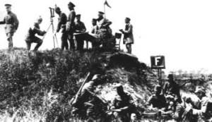 как воевала германия в 1918 году