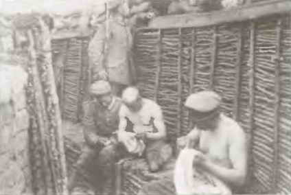 как германия участвовала в первой мировой войне