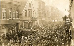 к чему привела первая мировая война в германии