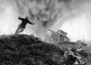 как общество относилось к первой мировой войне
