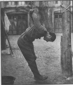как относились к военнопленным и мирному населению в первую мировую войну