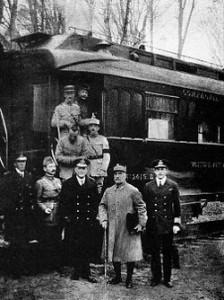чем завершилась первая мировая война
