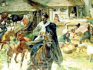 каким был быт народов кавказа в старину