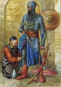 как выглядели татарские воины