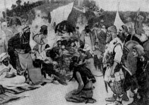 какими были древние славяне