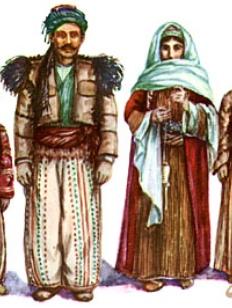 какой народ живет на самом юге кавказа