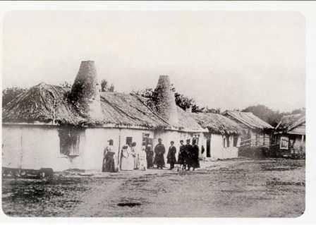 как выглядели кавказские селения