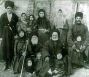 какие народы жили высоко в горах кавказа