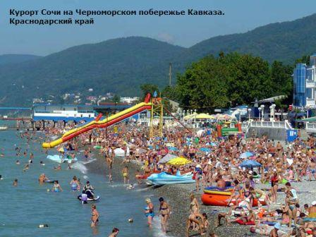 какие курорты есть на Кавказе